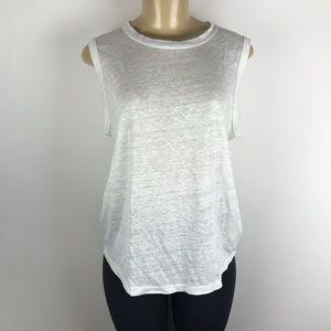 A.L.C women's sleeveless shirt